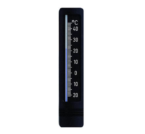 TFA Thermometer - 22 cm Zwart - Zilver