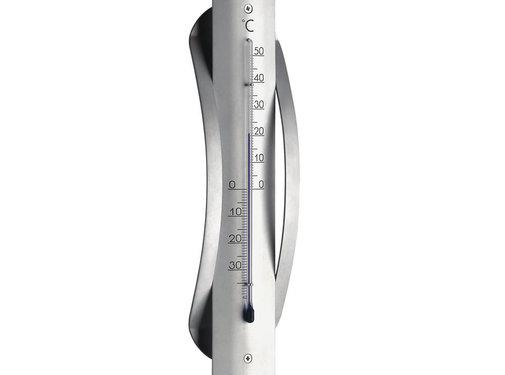 TFA Thermometer - 28,5 cm - Design Aluminium