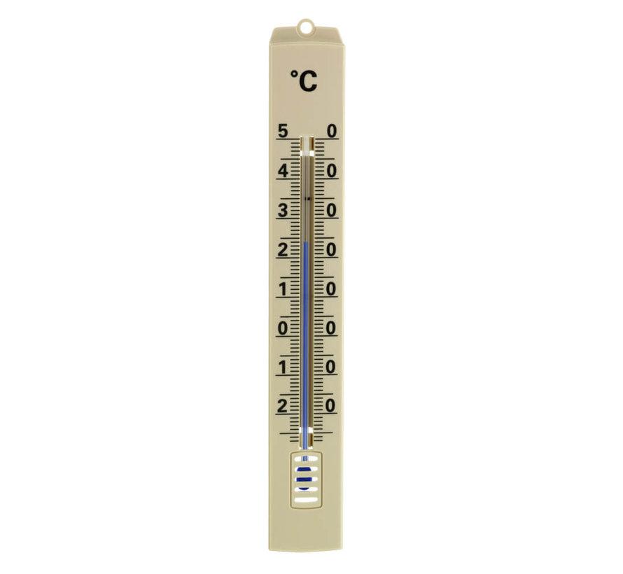 Thermometer - 18 cm - Bruin