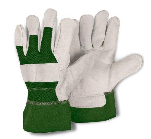 Smart Garden Products Handschoenen - Reinforced Rigger Green - L