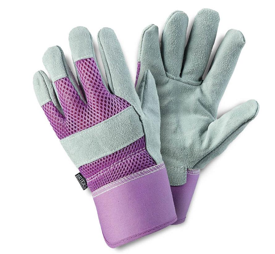 Handschoenen - Ladies Rigger Lavender - M
