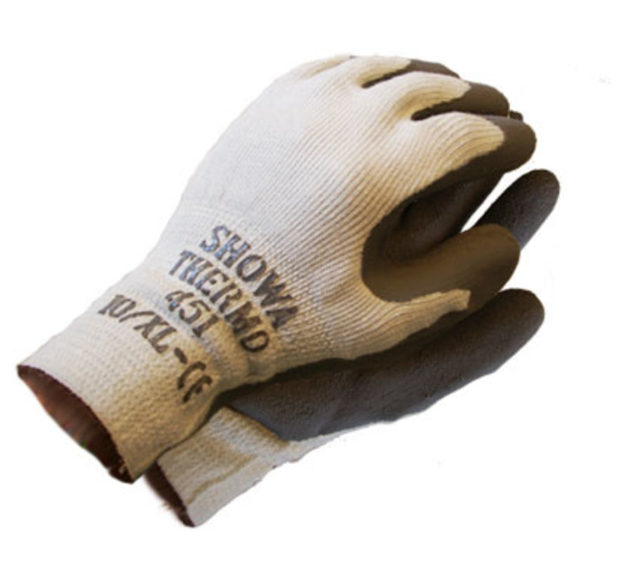 Werkhandschoenen - Orginele Showa - Thermogrip XL