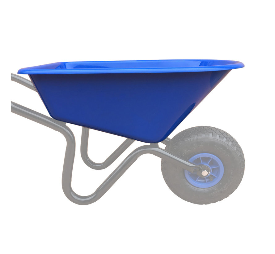 Kinderkruiwagen Bak - Blauw