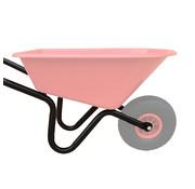 Meuwissen Agro Kinderkruiwagen - Onderstel - Rood