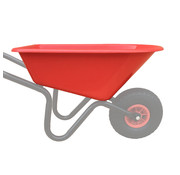 Meuwissen Agro Kinderkruiwagen Bak - Rood