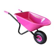 Meuwissen Agro Kinderkruiwagen - Roze