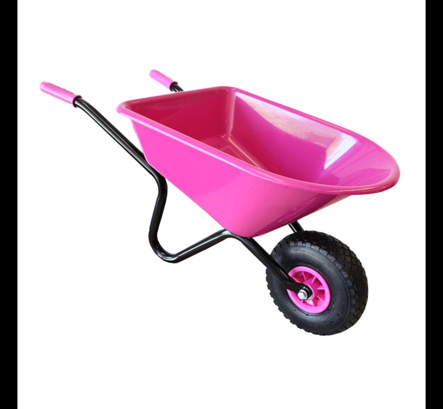 Kinderkruiwagen - Roze
