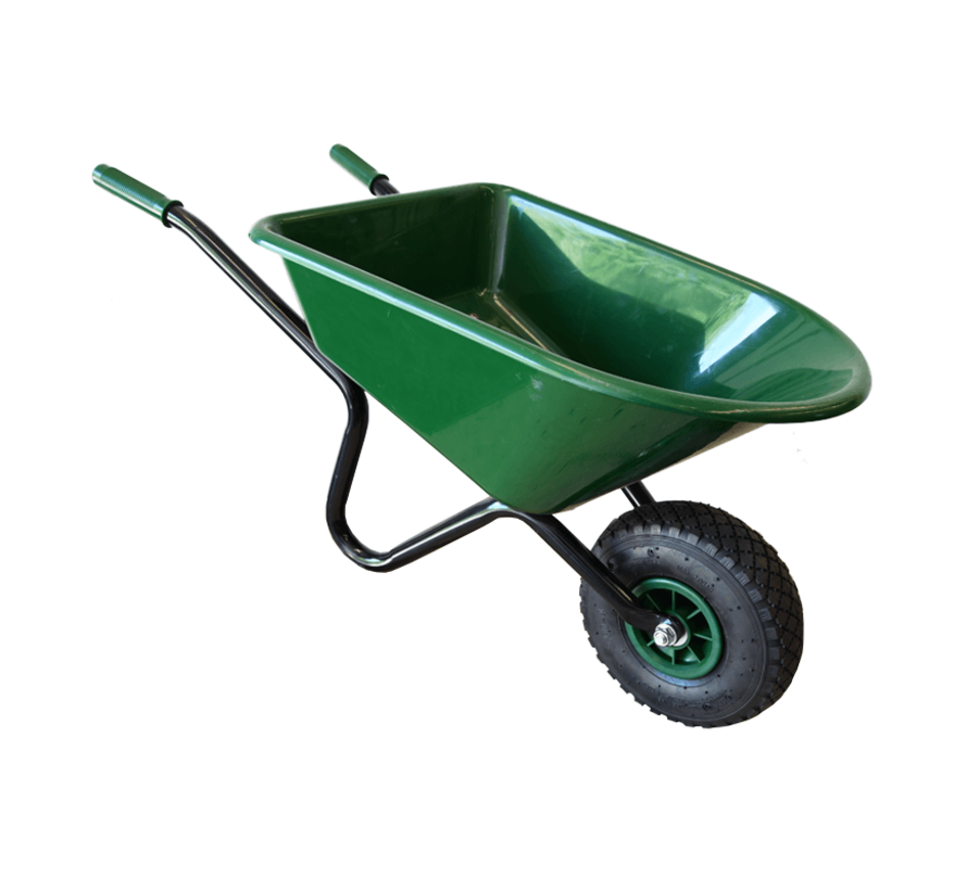 Kinderkruiwagen - Groen