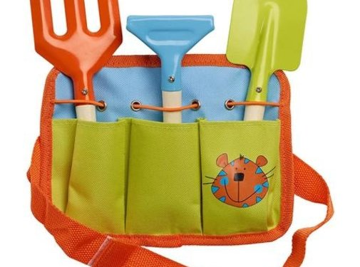 Smart Garden Products Briers Kids - Tool Pakket + Riem