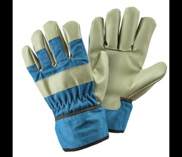 Smart Garden Products Briers Kids - Handschoenen Rigger - Blauw - Maat M