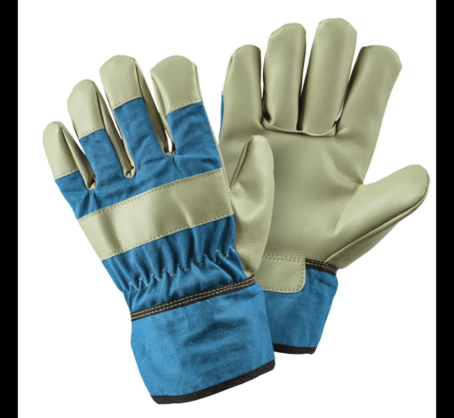 Briers Kids - Handschoenen Rigger - Blauw - Maat M