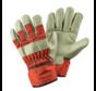 Briers Kids - Handschoenen Rigger - Oranje - Maat S