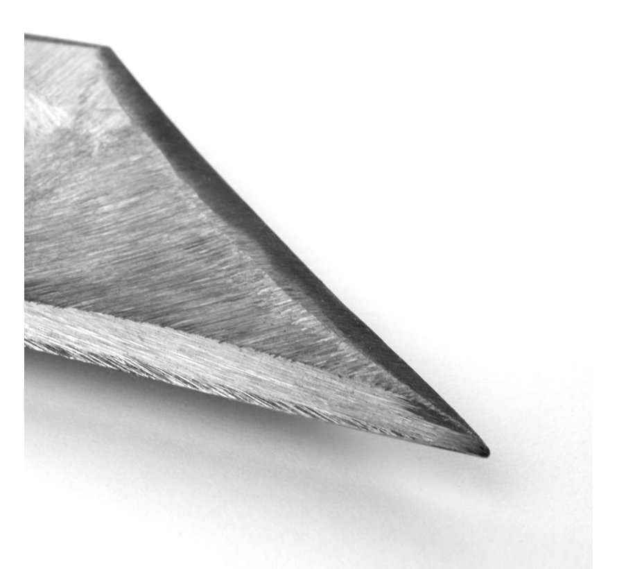 Schoffel ruitmodel - 15 cm