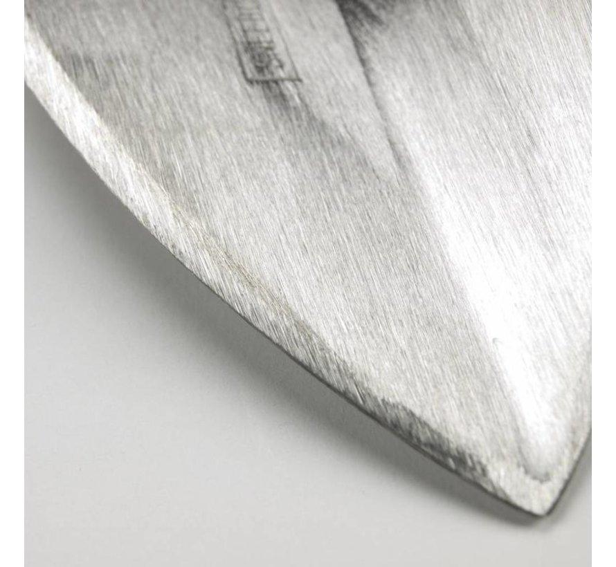 Verplantschopje met essenhouten steel
