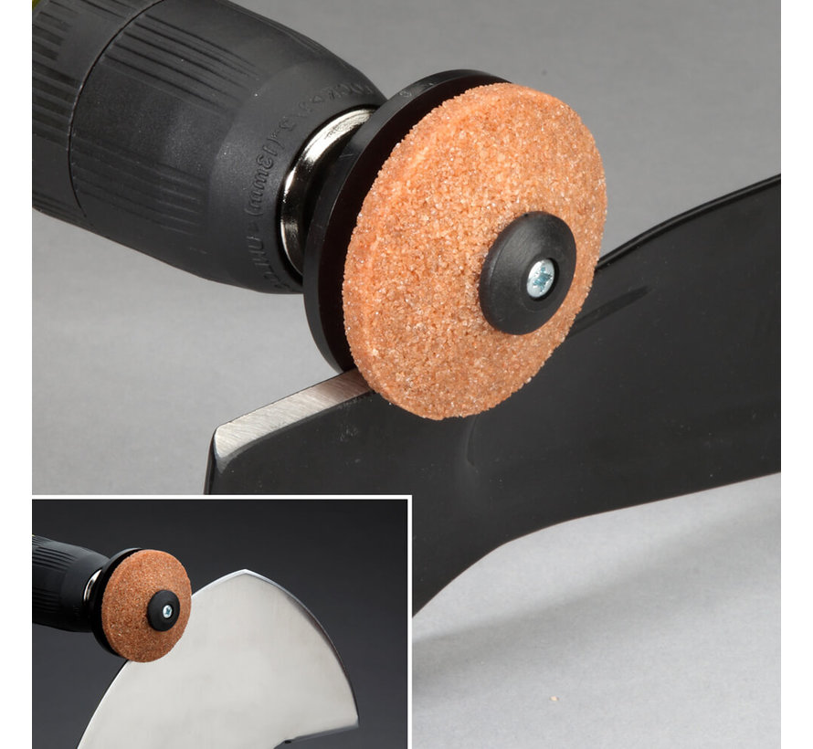 Cirkelmaaier- en gereedschapslijper