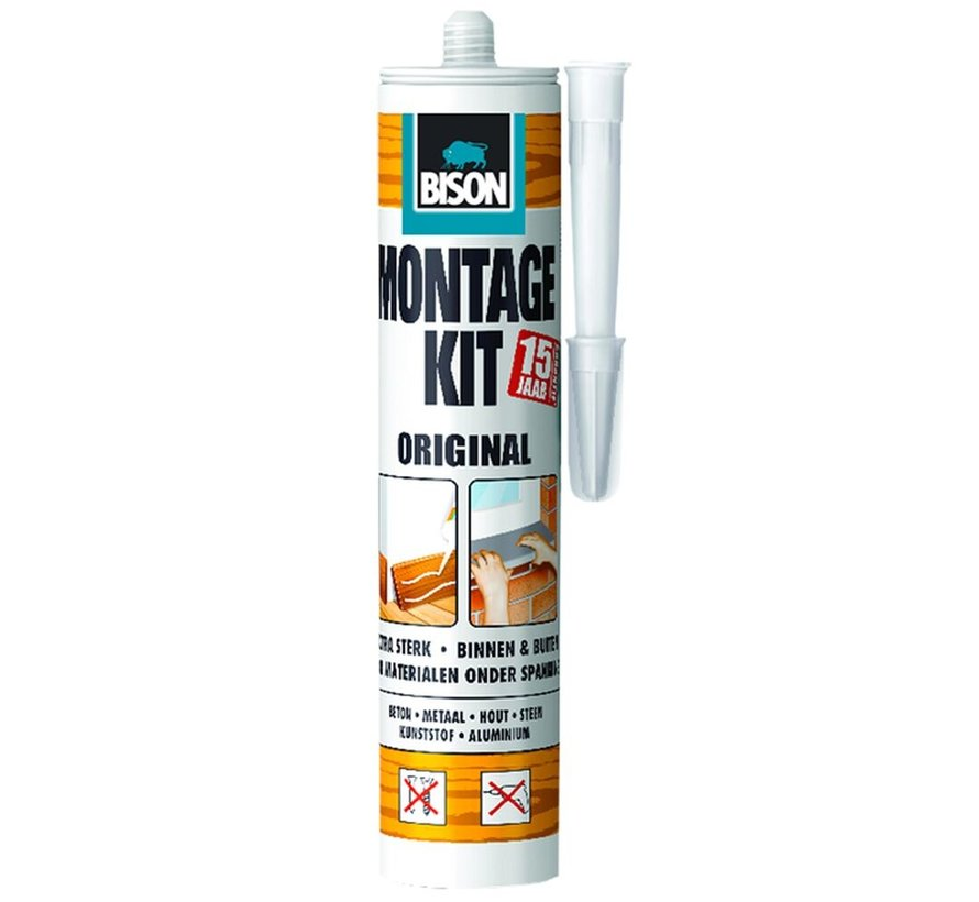 Bison Montagekit Original - 310 ml