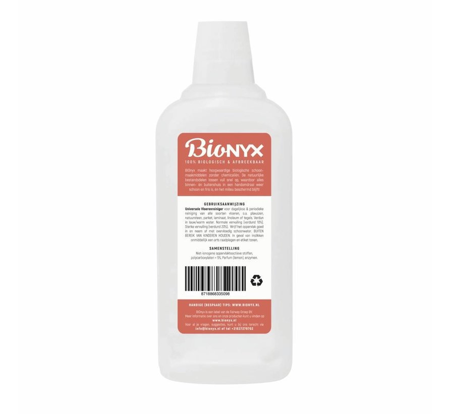 Universele Vloerenreiniger - 750 ml