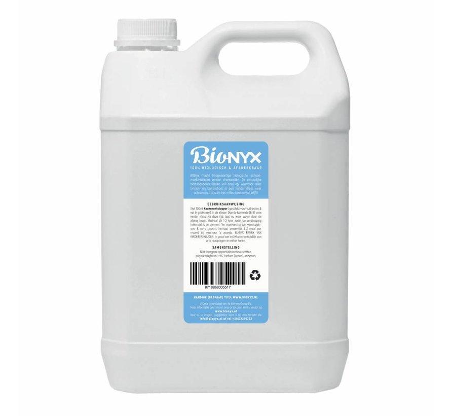 Gootsteenontstopper & Keukenontstopper - 5 liter