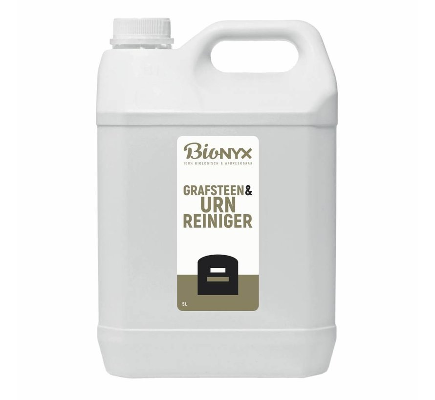 Grafsteen & Urnreiniger - 5 liter