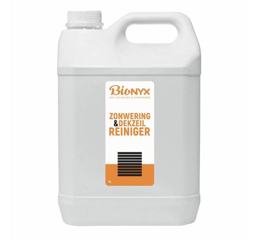 Zonwering & Dekzeilreiniger - 5 liter