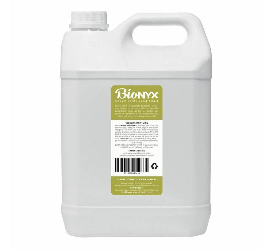 Terras & Opritreiniger - 5 liter