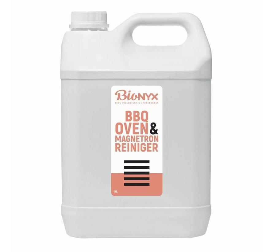 BBQ - Oven & Magnetronreiniger - 5 liter
