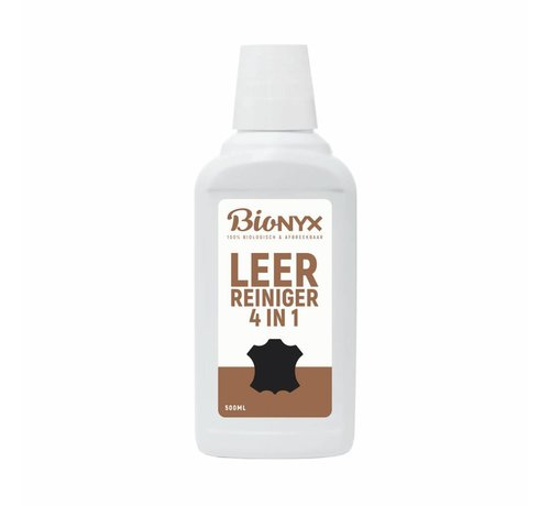 Bionyx Leerreiniger - 4 in 1 - 500 ml