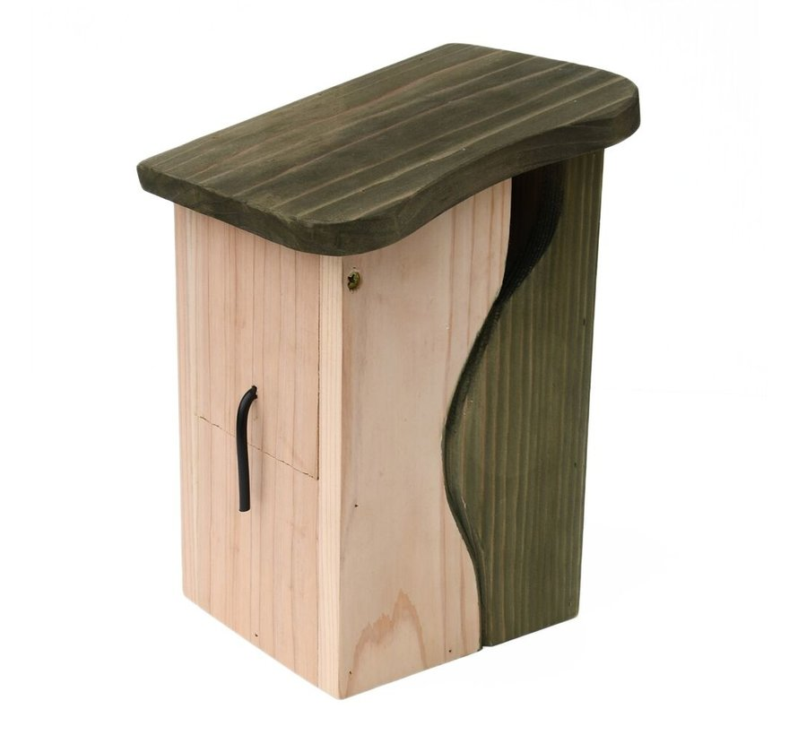 Nestkast Vogelhuisje - Curve Simon King
