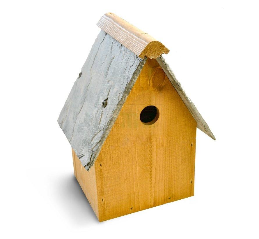 Oakwell vogelhuisje - FSC hout - 28 mm