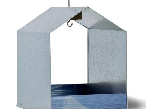 Dobar Voederhuis hanghaak - Blauw / Metaal