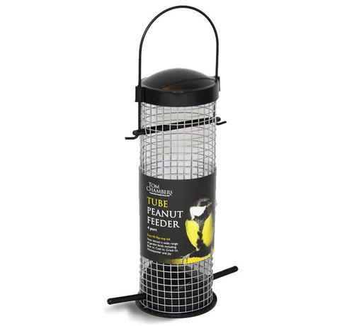 Tom Chambers Vogelvoederautomaat - Pinda voedersilo