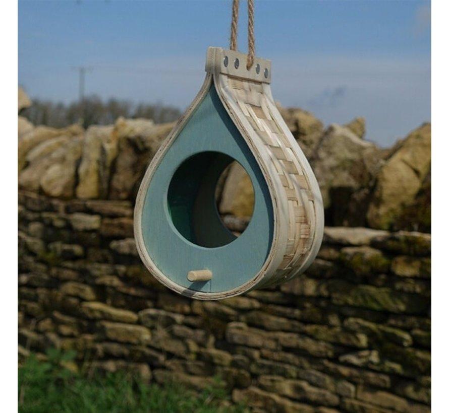 Vogelvoederhuisje - Druppel