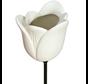 Vogelvoeder Tulp - Porselein
