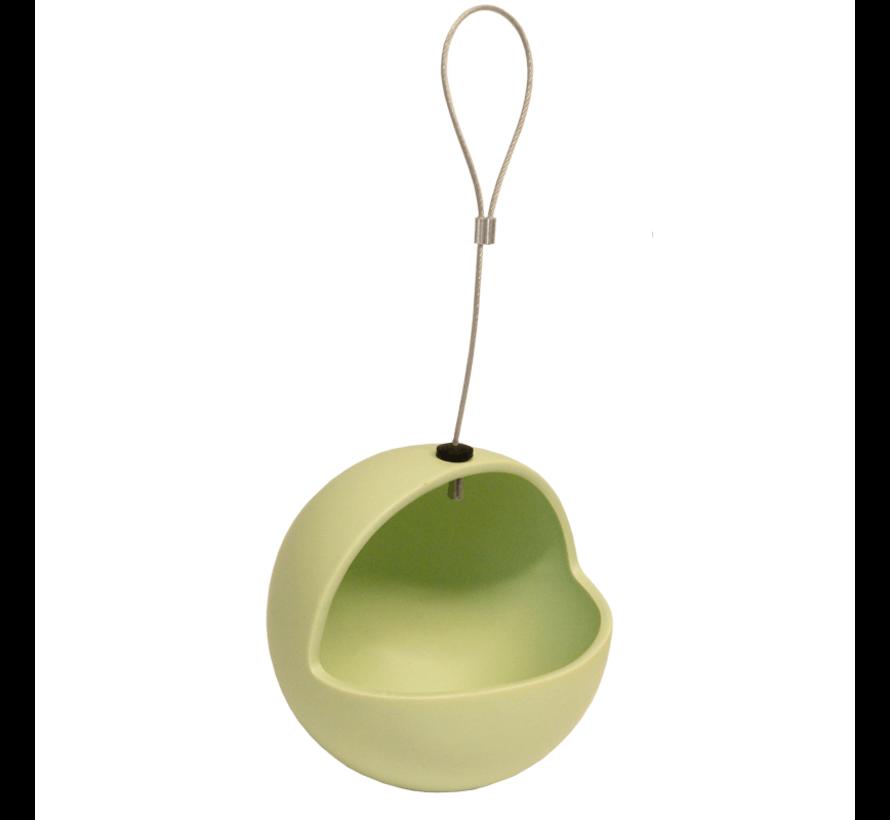 Porseleinen Voederbal - Groen
