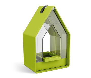 Emsa Landhaus Vogelvoeder Dispenser Lime