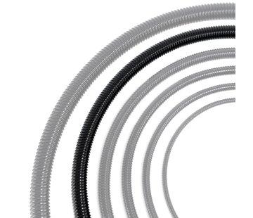 Auga Vijverslang zwart 40 mm x 20 meter