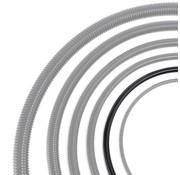 Meuwissen Agro Vijverslang - 20 mm x 30 meter - Zwart