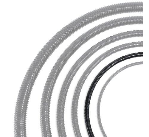 Auga Vijverslang - 20 mm x 30 meter - Zwart