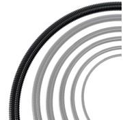 Meuwissen Agro Vijverslang zwart 50 mm x 30 meter