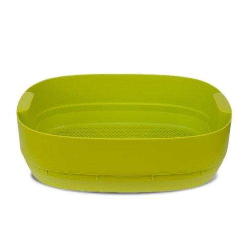 Plastia Worm Composter - Uitbreidingsbak - Lime