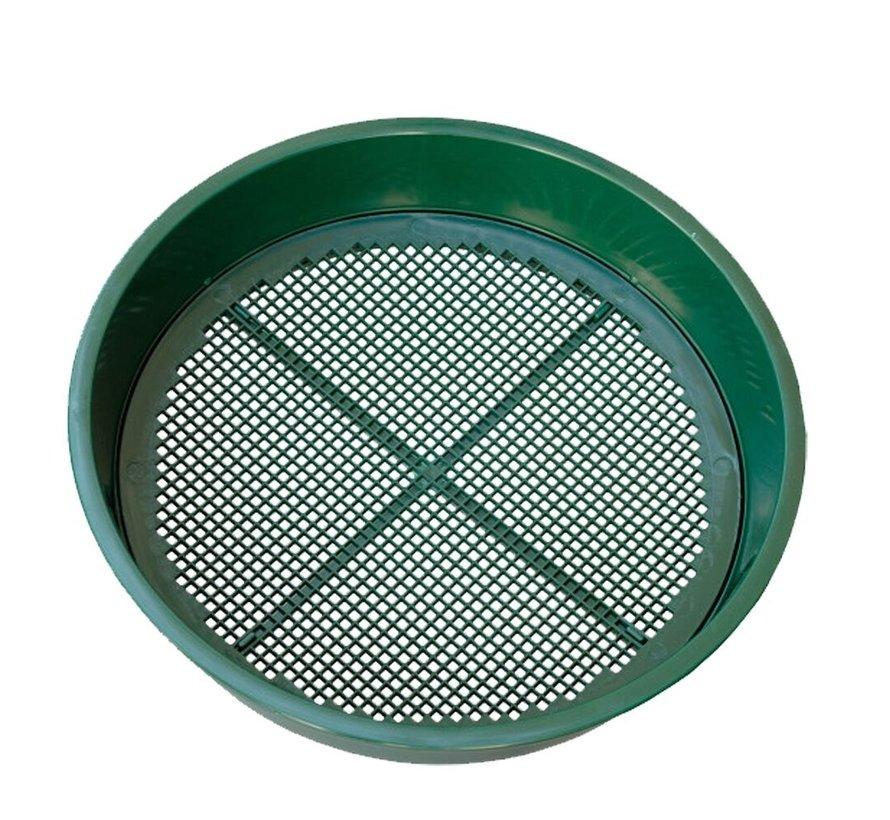 Tuinzeef 4 mm + Wisselrooster 6 mm
