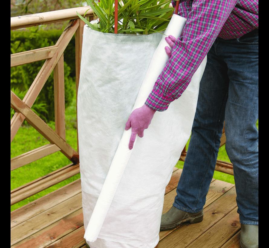 Vliesdoek plantenbescherming - 2 x 5 m
