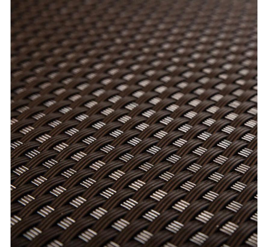Plantenbak - Rotan - Vierkant - 46 x 46 x 46 cm
