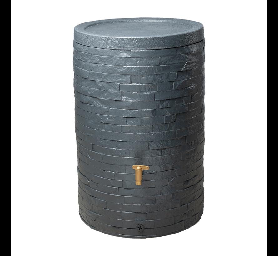 Regenton Arondo - 250 liter - Antraciet