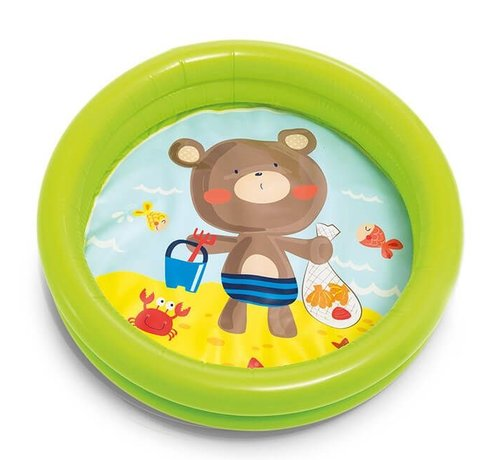 Intex My First Pool - Babyzwembad - Groen