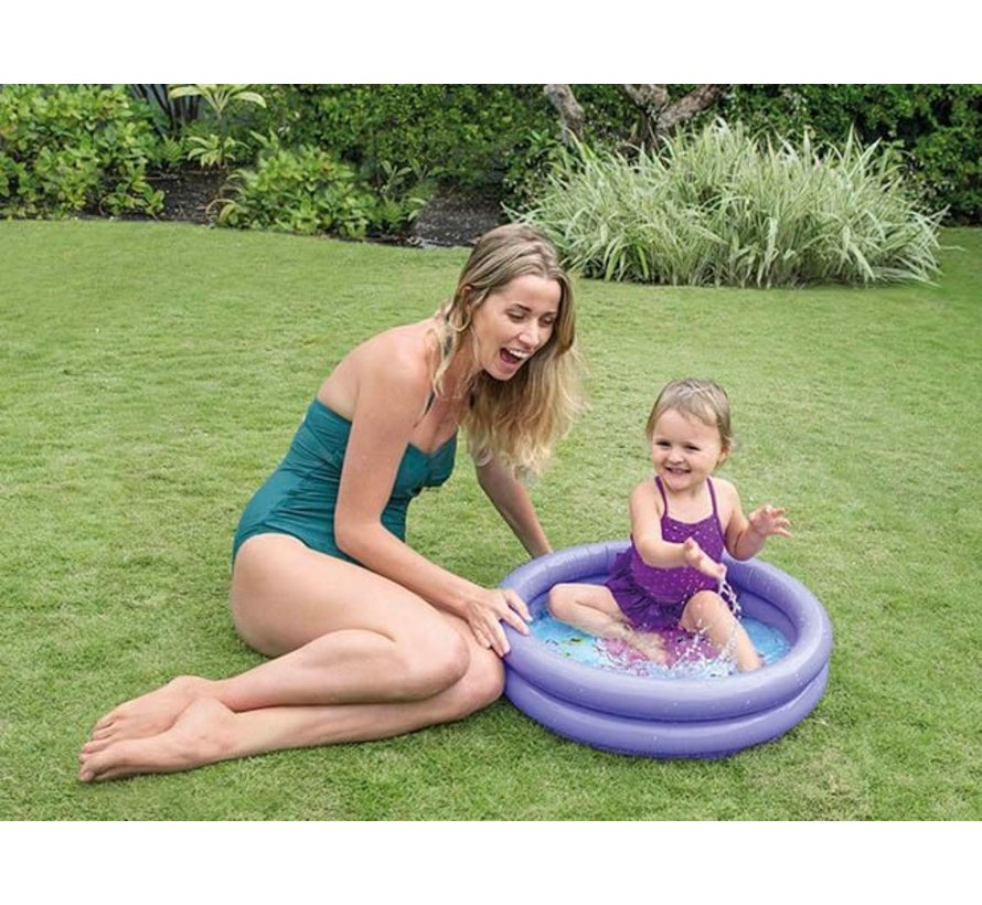 My First Pool - Babyzwembad - Paars