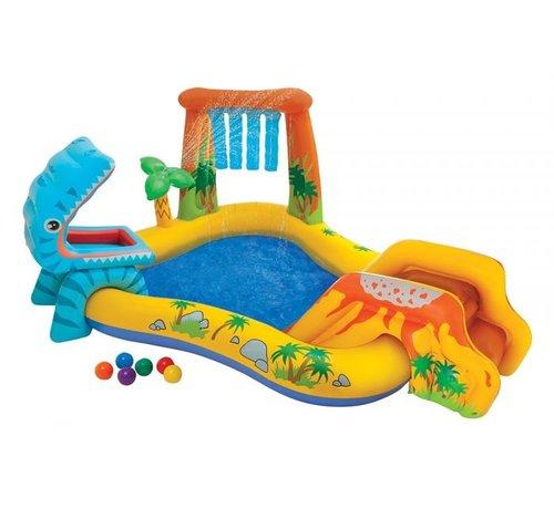 Intex Speelzwembad - Dinosaurus