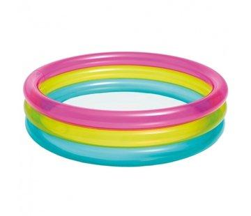Intex Babyzwembad - Regenboog