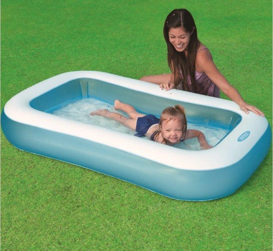 Babyzwembad - Dikke rand