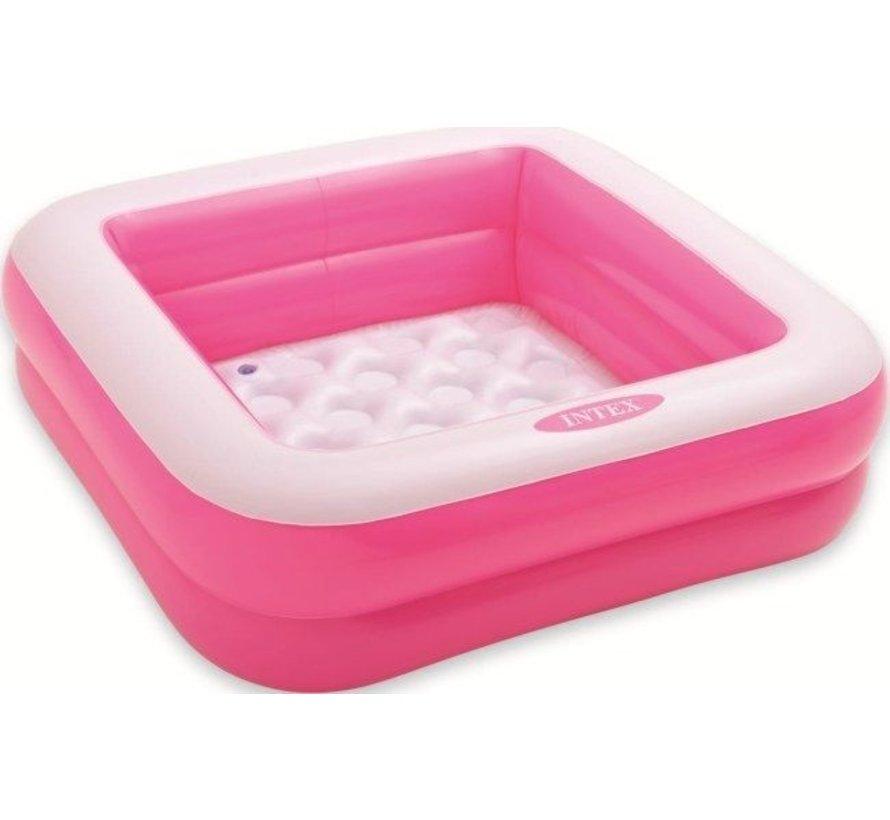 Babyzwembad - Vierkant - Opblaasbaar